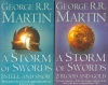 Martin, George R. R. : A Storm of Swords 1-2.