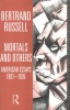 Russell, Bertrand : Mortals and Others - American Essays, 1931-35