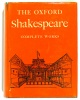 Shakespeare, William : The Oxford Shakespeare. Complete works.