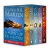 Martin, George R. R.  : A Game of Thrones I-V