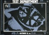 Soós György [Georgivs] (graf.) : Test Department [1985]