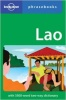 Cummings, Joe : Lonely Planet - Lao Phrasebook