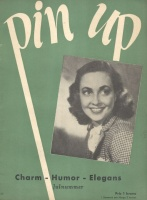 pin up  - Argang 2. Nummer 25., 11-26 Dec. 1946.