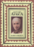 Blixen, Karen : Out Of Africa