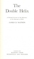 Watson, James D. : The Double Helix