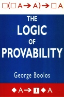 Boolos, George S. : The Logic of Provability