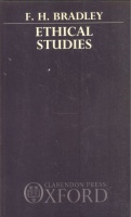 Bradley, F. H. : Ethical Studies