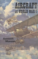 Munson, Kenneth : Aircraft of World War I