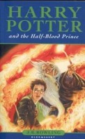 Rowling, J. K.  : Harry Potter and the Half-Blood Prince