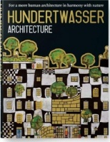 Taschen,  Angelika (Ed. and designed) : Hundertwasser - Architecture