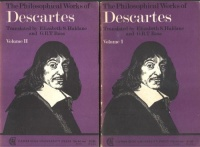 Descartes, René : The Philisophical Works of Descartes. Volume I-II.
