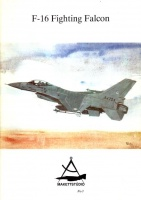 Zsák Ferenc - Zsák András : F-16 Fighting Falcon  (Makettstúdió No.3)