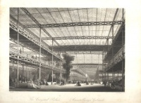 Payne, A. H. : The Crystal Palace. London. / Ausstellungs-Gebäude