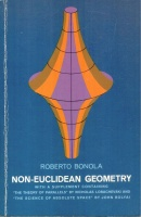 Bonola, Roberto : Non-Euclidean Geometry; The Science of absolute Space by John Bolyai.