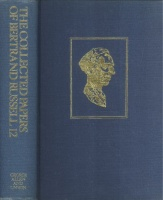 Russell, Bertrand : Contemplation and Action 1902-14 - Collected Papers of Bertrand Russell 12.
