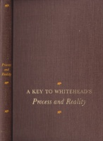 Sherburne, Donald W. (Ed.) : A Key to Whitehead's Process and Reality
