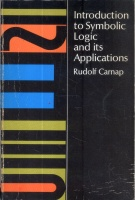 Carnap, Rudolf : Introduction to Symbolic Logic and Its Applications