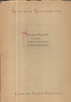 Shakespeare, William : A vihar / The Tempest