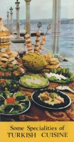 Some Specialities of Turkish Cuisine