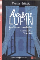 Leblanc, Maurice  : Arsene Lupin, Gentleman Cambrioleur + Disque compact