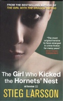 Larsson, Stieg : The Girl Who Kicked the Hornets' Nest