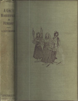 Browning, H. Ellen : A Girl's Wandering in Hungary