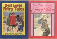 Best Loved Fairy Tales and The Magic Book of Fairy Tales - Boxed Set