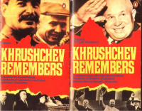 Khrushchev Remembers Vol. I-II.
