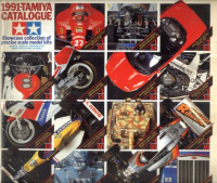 1991 Tamiya Catalogue