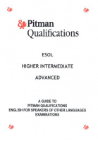 Szabó Péter : Pitman Qualifications - Esol. Higher Intermediate. Advenced.