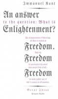 Kant, Immanuel : An Answer to the Question: What is Enlightenment?