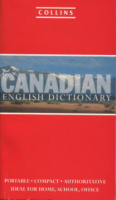 Drysdale, Patrick (edit.) : Canadian English Dictionary
