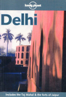 Plinkett, Richard - Finlay, Hugh : Lonely Planet - Delhi