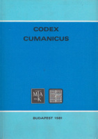 Kuun G(éza) (Ed.) : Codex Cumanicus