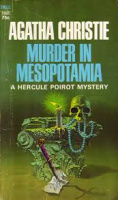 Christie, Agatha : Murder  in Mesopotamia