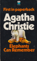 Christie, Agatha : Elephants Can Remember