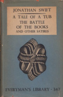 Swift, Jonathan : A Tale of a Tub The Battle of the Books and Other Satires