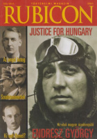 Rubicon 2008/5. - Justice for Hungary