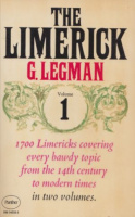 Legman, G. : The Limerick - Volume 1