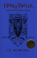 Rowling, J. K. : Harry Potter and the Philosopher's Stone - Ravenclaw Edition