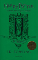 Rowling, J. K. : Harry Potter and the Philosopher's Stone - Slytherin Edition