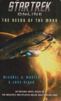 Martin, Michael A. : Star Trek Online -The Needs of the Many