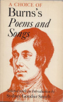 Burns, Robert : A Choice of Burns's Poems and Songs
