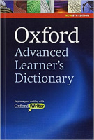 Hornby, A. S. : Oxford Advanced Learner's Dictionary of Current English