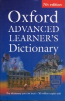 Hornby, A.S.  : Oxford Advanced Learner's Dictionary