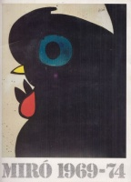 Miro - Paintings and Sculpture 1969-74