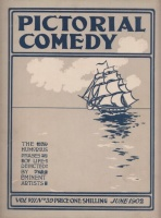 Pictorial comedy - The humorous phases of life depicted by eminent artists. Vol VII.-No.39. June.-1902.