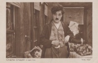 Charlie Chaplin in dem Film -