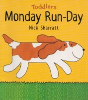 Sharratt, Nick : Monday Run-Day