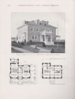 Koch, Alex (Hrsg.) : Academy Architecture. VOL. 38. - Architectural Review 1910. II.
